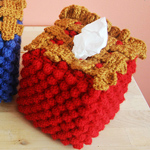 Slice of Pie Tissue Box Cozy thumb