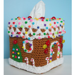 Gingerbread House full